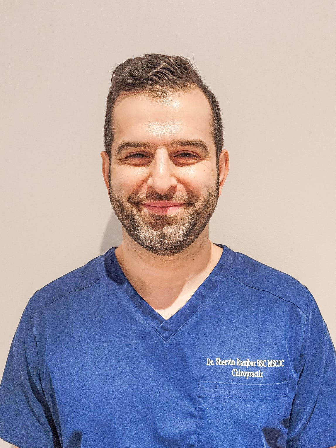 Dr. Shervin Ranjbar