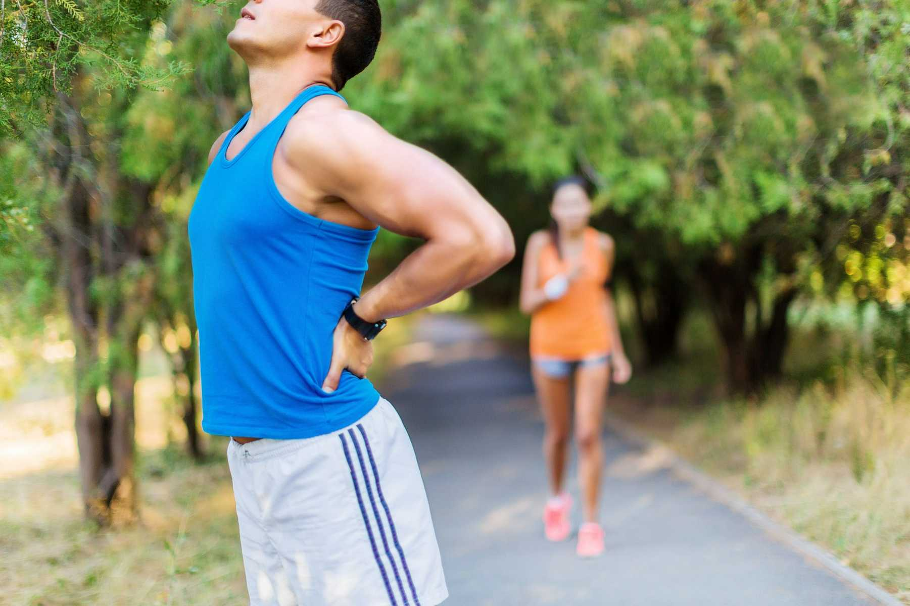 How to Get Fast Relief from Lower Back Spasms
